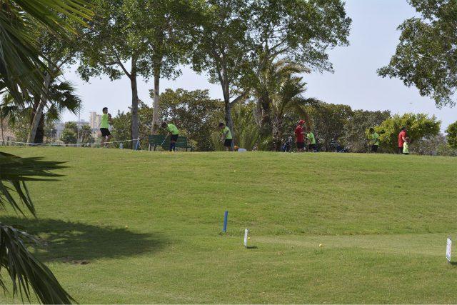 Campus de Verano Golf alicante