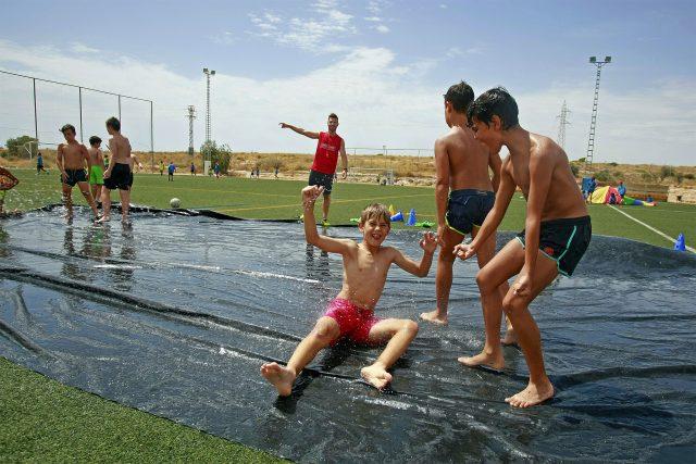 Campus de Verano Tabala Juegos alicante
